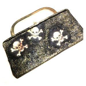 Handbags - OOAK vintage re purposed HallowEEN